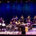Arturo O'Farrill with Orchestra photo by David Garten