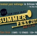 San Jose Jazz Summer Fest 2016 Logo