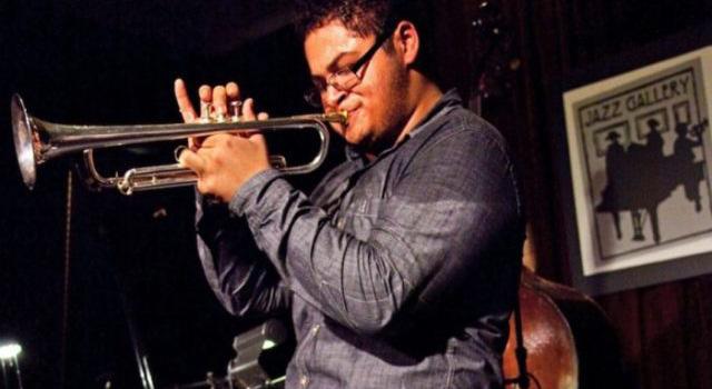Trumpeter, Composer Adam OFarrill
