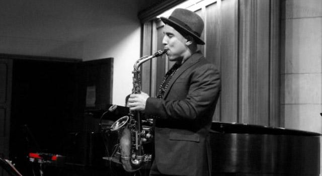 Saxophonist, Composer Jonathan Suazo