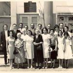 Celebracion Centenario – 1961- Julia Otero al Centro